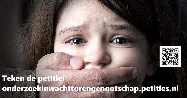 zwijgend kind, petitie, seksueel misbruik